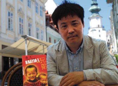 foto autora Jü Chua